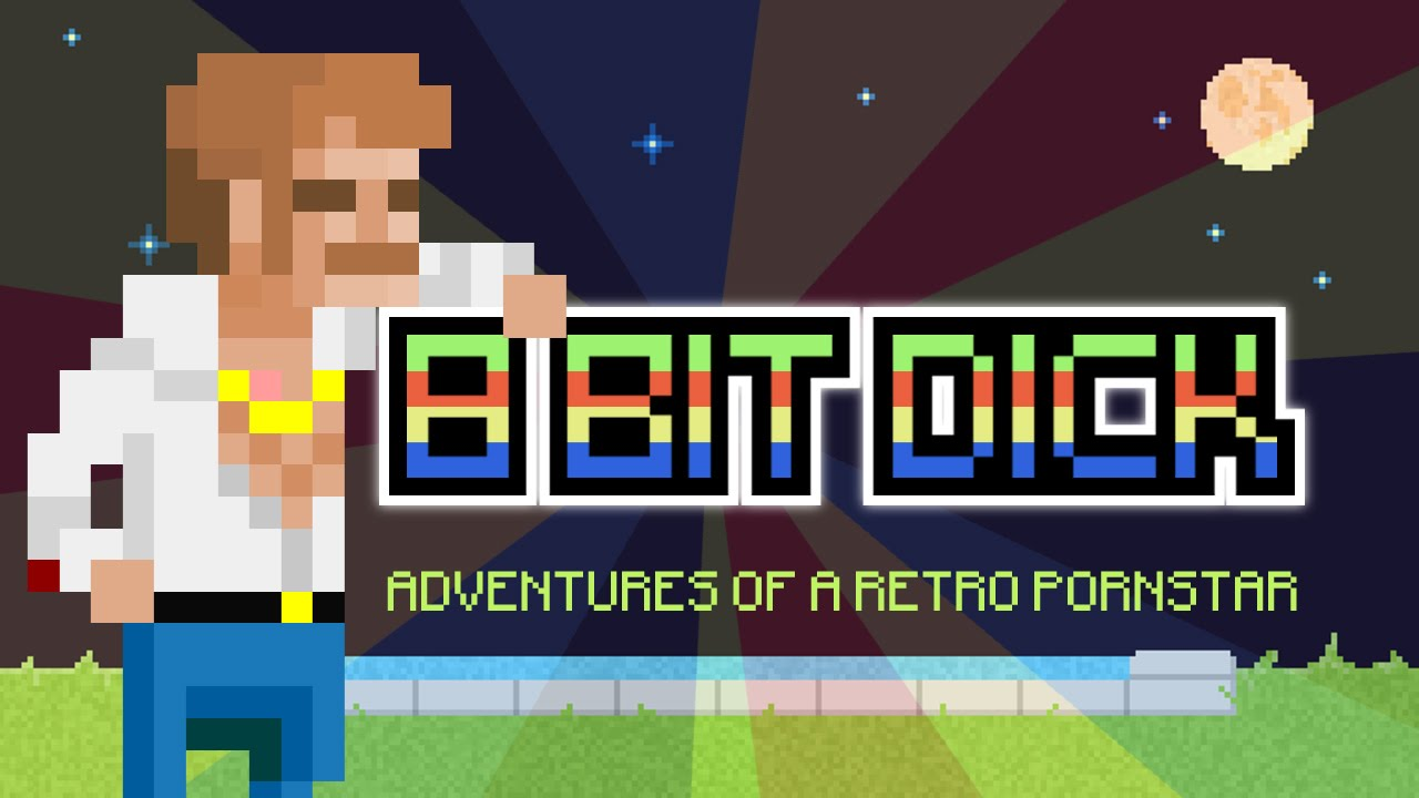 8 Bit Dick Android Game Preview