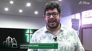 Diário de um pastor, Reverendo Davi Nogueira, João 14:1, 18/07/2020