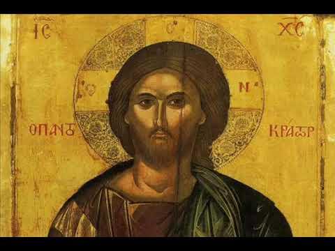Canto bizantino da Igreja Católica Ortodoxa