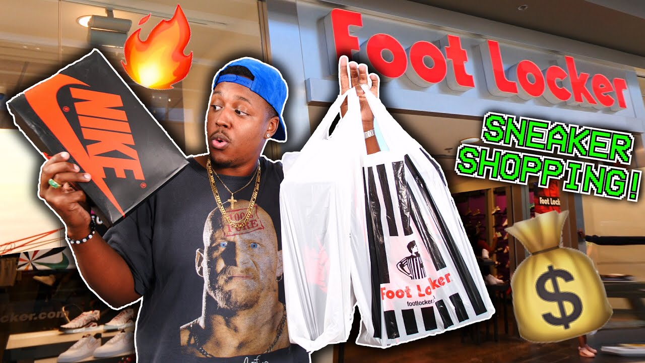 Download THEY SOLD OUT! SNEAKER SHOPPING AT THE MALL! MAJOR HEAT! 3 NEW PICKUPS!