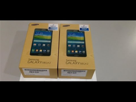 Review Samsung Galaxy Mega 2 LTE SM-G750 [ OFFICIAL VIDEO ]