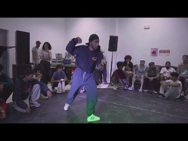 SOUL vs ZEE ♣ 1vs1 Breaking TOP 16 | Breakreate X Urban Whyz Festival 2018