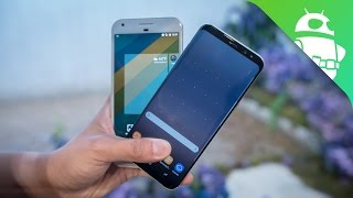 Samsung Galaxy S8 vs Google Pixel: The two most important Android devices face off