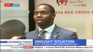Red Cross Kenya leading in distribution of relief food to Northern Frontier Counties