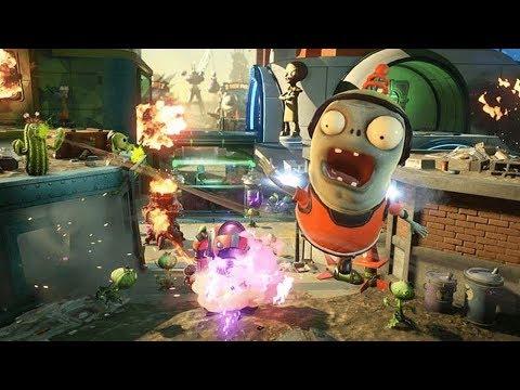 Во что поиграть вдвоем? Plants Vs Zombies: Garden Warfare 2 на PS4 / Xbox One