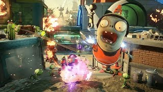 Во что поиграть вдвоем? Plants vs Zombies: Garden Warfare 2 на PS4 / Xbox One