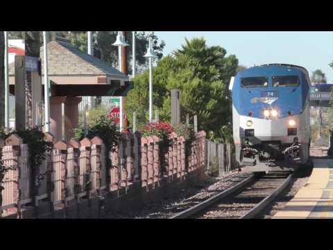 Amtrak Troop Train 12/3/16