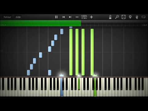 FFXV - Drewdrops at Dawn [Ending Theme] - Piano Solo