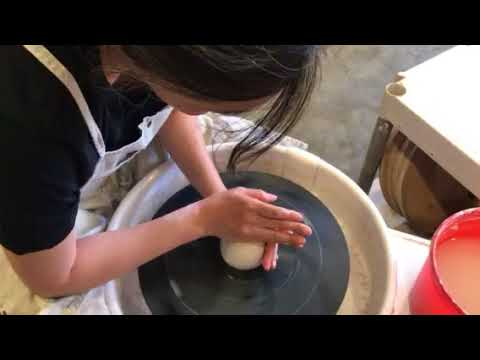 "How to ""center"" clay on the wheel"