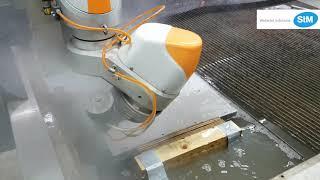 StM Wasserstrahlschneiden - Blech