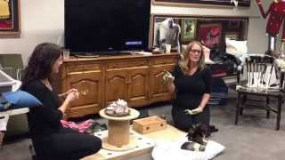 Hotel Transylvania 2 film - Foley artist demonstration.
