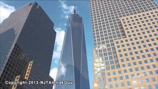 UPDATE! One World Trade Center / Freedom Tower 6/15/2013 construction progress part 4