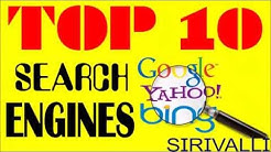 TOP 10 best Search Engines 2016