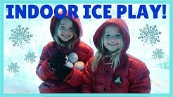 ❄️ VLogging from Polar Play ☃️ A Fun Phoenix Kids Indoor Ice Park !!!