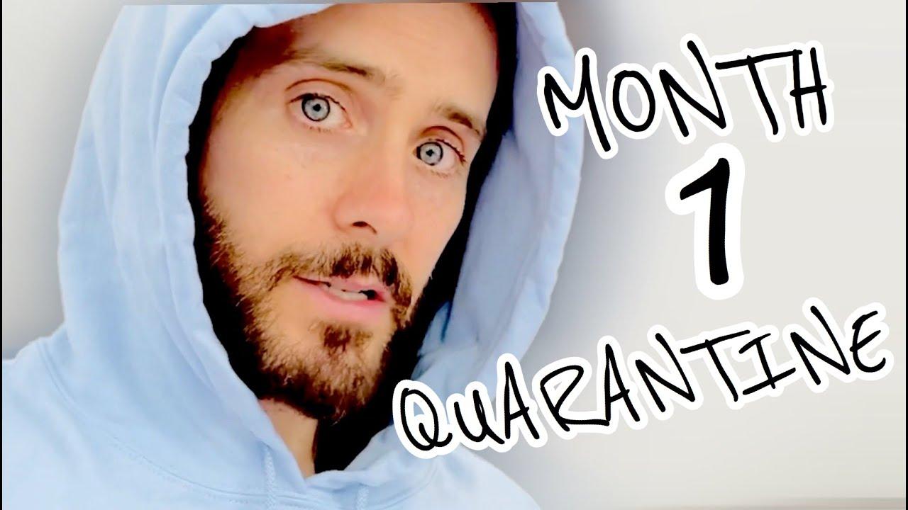 Jared Leto's Quarantine Recap