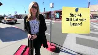 How to Prevent & Recover Lost Luggage