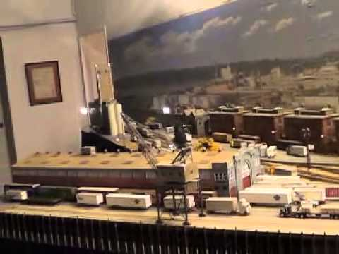 Greeley Colorado, Working HO Model Train Museum