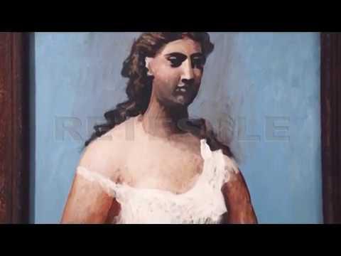 RETESOLE TG LAZIO Scuderie del Quirinale, aperta al pubblico fino al 21 gennaio la mostra su Picasso