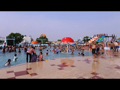 Dwarka Water Park || Nagpur || Top 5 water park in Nagpur