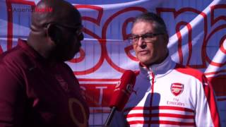 We Wake Up At 4am To Watch Arsenal | Chairman of Arsenal Australia