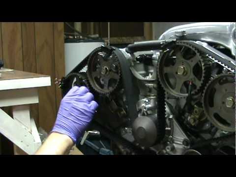 how to change alternator belt on mitsubishi pajero 3.5