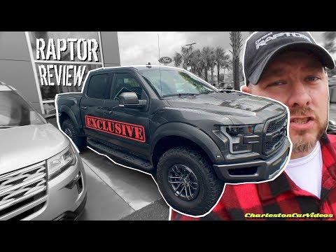 2019 Ford F150 Raptor EcoBoost   Review & Exterior Color Options   Whats New?!?