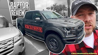 2019 Ford F150 Raptor EcoBoost | Review & Exterior Color Options | Whats New?!?