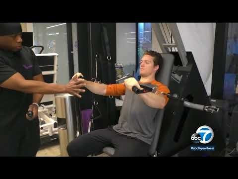 Bulletproof Labs offers unique fitness testing in Santa Monica | ABC7