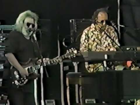 Grateful Dead 4-28-91 Sam Boyd Silver Bowl Las Vegas NV