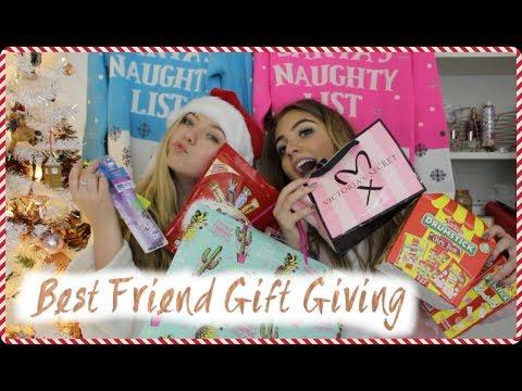 Best Friend Gift Giving! Ft Katie//SimplyEmmie