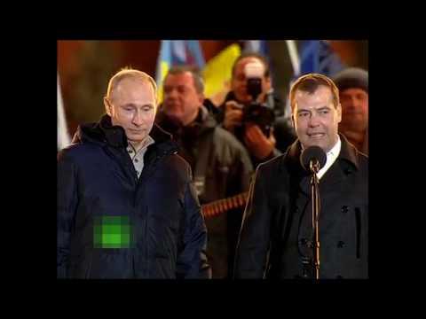 тайна слёз Владимира Путина