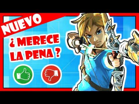 Zelda: Breath of the Wild ¿REALMENTE ES TAN BUENO? - Opinión