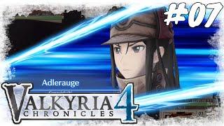 Lets Play Valkyria Chronicles 4 #07 / Rettendes Artillerie Feuer / Gameplay (PS4 / German / Deutsch)