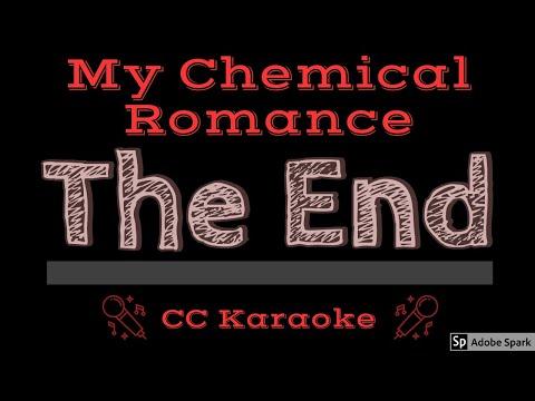 My Chemical Romance • The End (CC) [Karaoke Instrumental Lyrics]