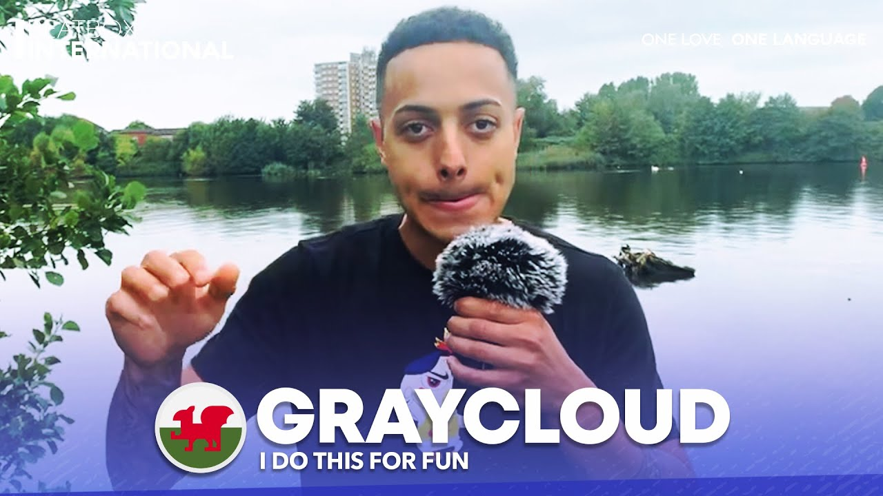 GRAYCLOUD 🏴 | I DO THIS FOR FUN