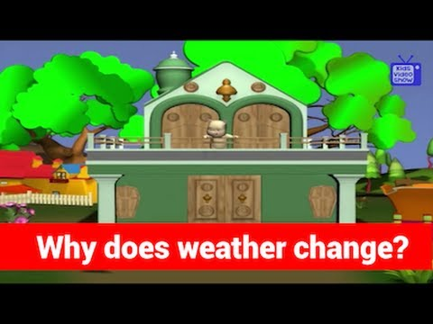 Why Does Weather Change? Science Facts For Kids