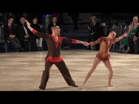 2015 Ohio Star Ball - Mykhailo Azarov & Tetyana Makarenko - Theater Arts Showdance - 4K