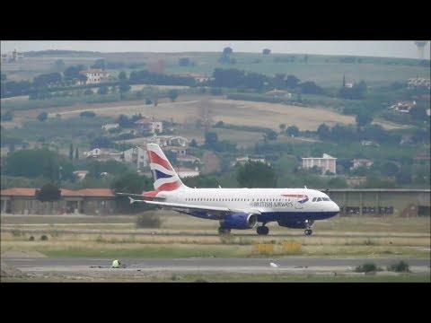 Thessaloniki Airport MAKEDONIA plane spotting