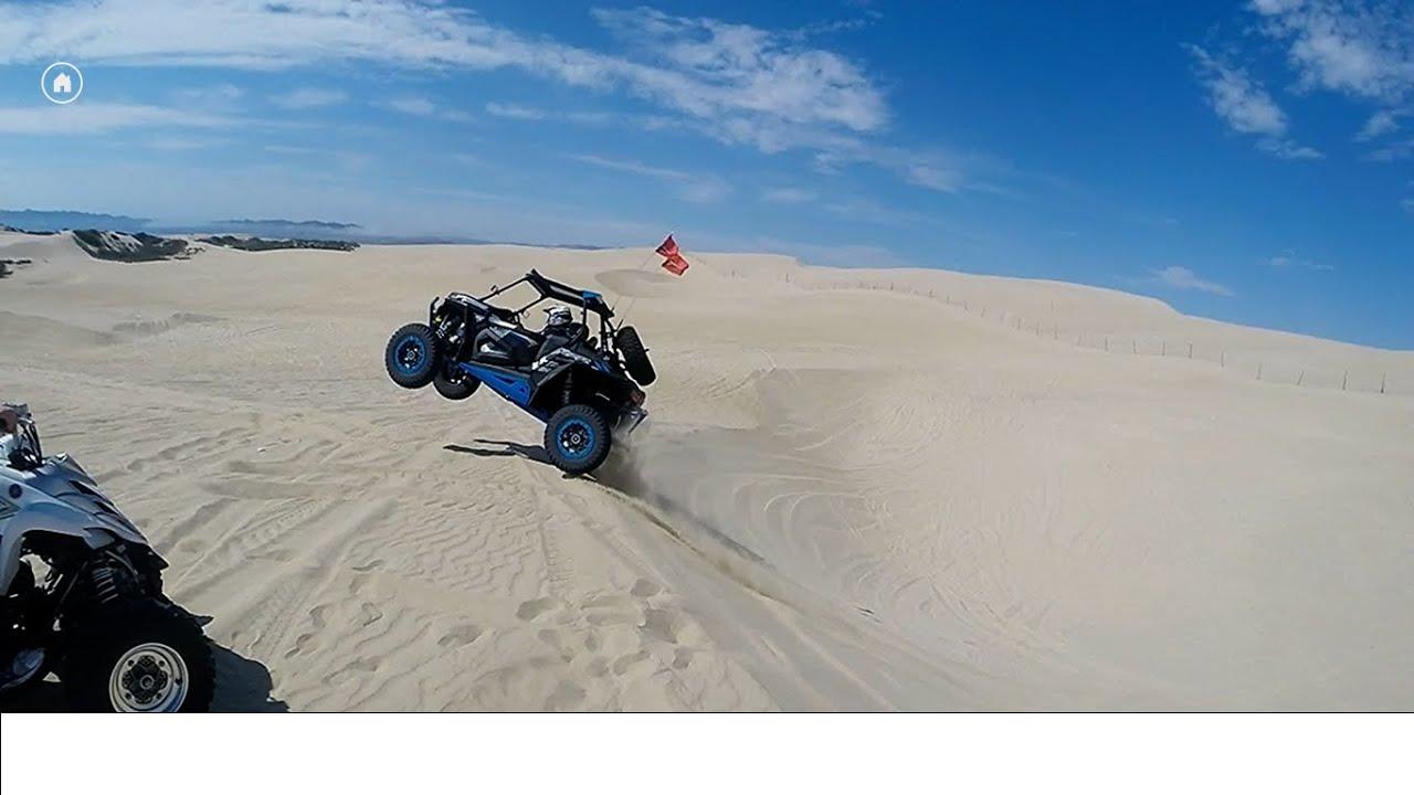 2015 Polaris Rzr >> Polaris RZR XP 1000 Desert Edition: Pismo Beach Dunes ...