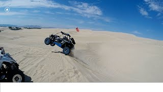 Polaris RZR XP 1000 Desert Edition: Pismo Beach Dunes