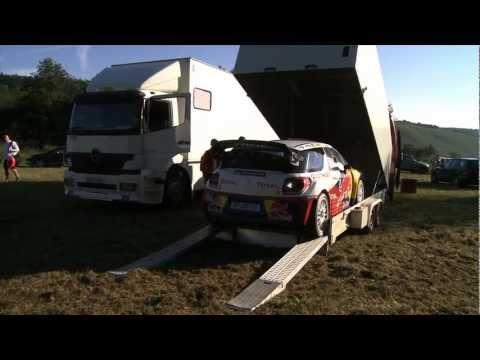 Citroën DS3 WRC Rally Alemania - TEST