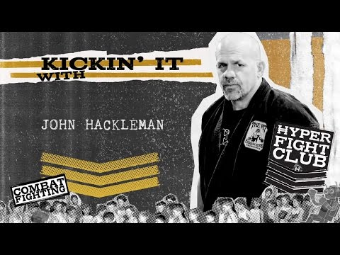 Kickin It With John Hackleman - Hyper Fight Club