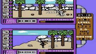 C64 Longplay - Spy Vs. Spy II