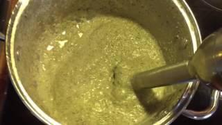 Грибной соус для бургера