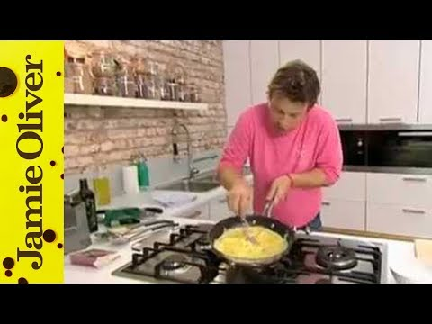 Jamie Oliver on making the perfect omelette Jamie's Ministry of Food