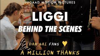 Liggi Music Video Behind the scenes