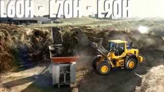 Volvo L60H, L70H, L90H Loaders promotional video