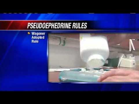 Municipalities Take Aim at Pseudoephedrine Tablets