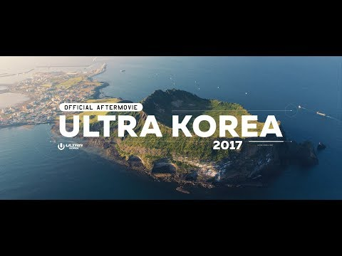 ULTRA KOREA 2017 (Official 4K Aftermovie)