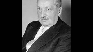 """Martin Heidegger: """"Der Feldweg"""""""